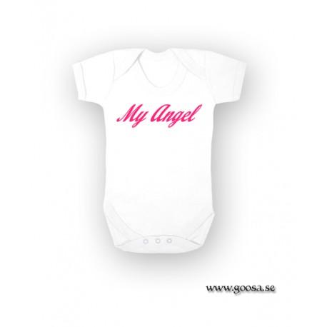 Babybody - My angel och Änglavingar
