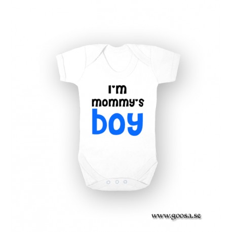 Babybody - I'm mommy's boy