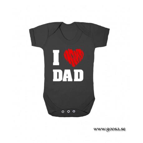 Babybody - I hjärta DAD