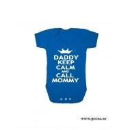 Babybody - Daddy keep calm and call mommy