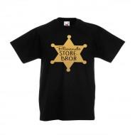 Barn t-shirt - Streckkod